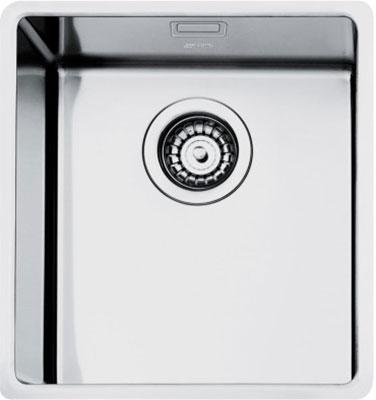 Кухонная мойка Smeg VSTR 34-2 кухонная мойка smeg lgm 861 d 2