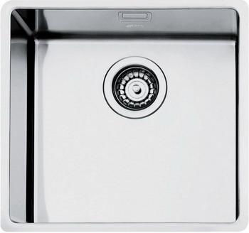 Кухонная мойка Smeg VSTR 50-2 кухонная мойка smeg lgm 861 d 2
