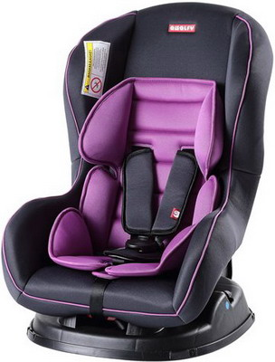 Автокресло Happy Baby Amalfy HB-383 BLACK happy baby happy baby автокресло passenger v2 brown коричневое
