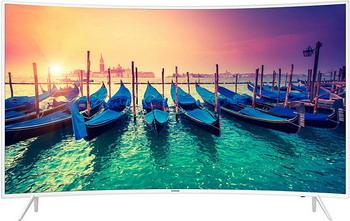 4K (UHD) телевизор Samsung UE-49 KU 6510 U samsung ue 55 ku 6400 u