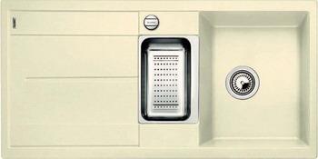 Кухонная мойка BLANCO METRA 6S SILGRANIT жасмин мойка blanco classik 45s silgranit 521308 антрацит