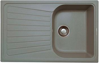 все цены на Кухонная мойка LAVA L.3 (SCANDIC серый) онлайн