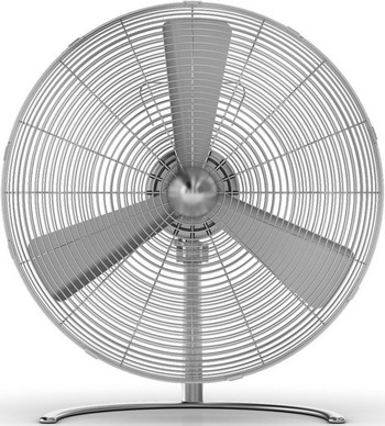 Вентилятор Stadler Form CHARLY fan floor NEW satin C-050 ship from usa 30inch 3 leaf horn blade 3 speed high velocity pedestal industrial fan floor fan