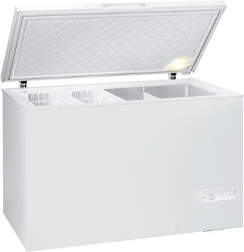 Морозильный ларь Gorenje FH 400 W морозильный ларь kraft bd w 275qx белый