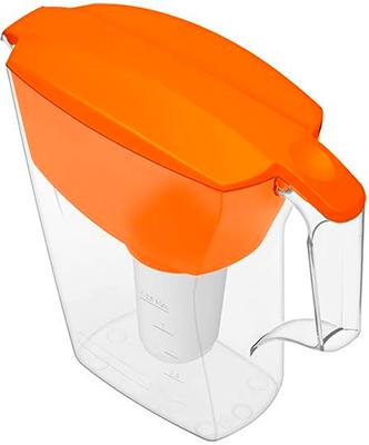 Кувшин Аквафор Аквафор Арт оранж (с В100-5) фильтр арт аквафор арт