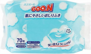 Салфетки детские GooN от Холодильник