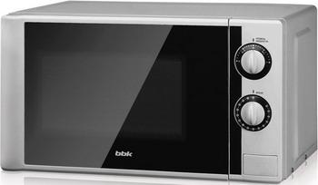 Микроволновая печь - СВЧ BBK 20 MWS-708 M/BS lg mb65w95gih white свч печь с грилем