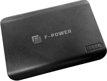 Зарядное устройство портативное универсальное FerraComp 4S-BK чёрный 7800 mAh 4s wt white 7800mah 7800 mah белый