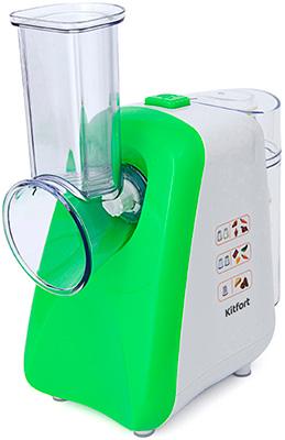 цены Терка электрическая Kitfort КТ-1318-3 зеленая