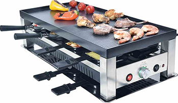 Раклетница Solis Table Grill 5 in 1 раклетница solis table grill 4 in 1