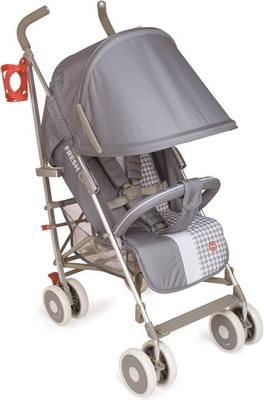 Коляска Happy Baby CINDY Light Grey коляска прогулочная happy baby umma light grey