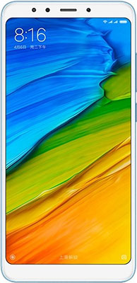 Мобильный телефон Xiaomi Redmi 5 3/32 GB синий новая мода поощрение супер комбо 5 0 x7 смартфон мобильный телефон