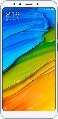 Мобильный телефон Xiaomi Redmi 5 3/32 GB синий смартфон bq 5201 space grey mediatek mt6753 1 3 32 gb 3 gb 5 2 1280x720 dualsim 3g 4g bt android 7 0