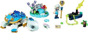 Конструктор Lego Elves: Засада Наиды и водяной черепахи 41191 809pcs elves skyra s mysterious sky castle model building block toys enlighten 10415 gift for children compatible legoe 41708