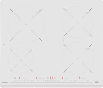 Встраиваемая электрическая варочная панель Teka IZ 6420 WHITE цены онлайн