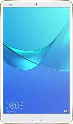 Планшет Huawei Mediapad M5 8.4'' 3G/LTE Champagne/Gold 10 1 huawei mediapad m2 10 0 13 0mp octa core 16 гб wifi 4g lte телефон вызова планшетного пк kirin 930 3gb ram android 5 1