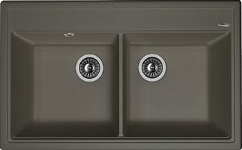 Кухонная мойка Florentina Липси-820 антрацит FSm zumman fsm 881