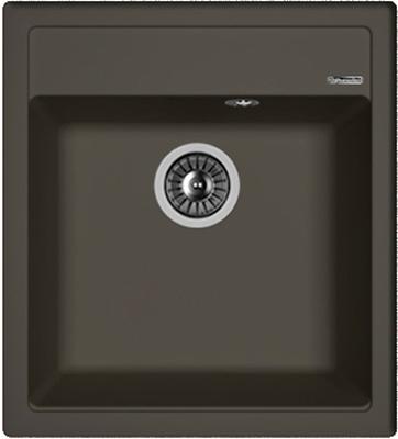 Кухонная мойка Florentina Липси-460 460х510 антрацит FSm тумба под тв анрекс tiffany rtv 1d2sn