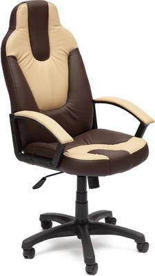 Кресло Tetchair NEO (2) (кож/зам Коричневый бежевый 36-36/36-34/) кресло tetchair parma кож зам коричневый бежевый pu 36 36 36 34 06