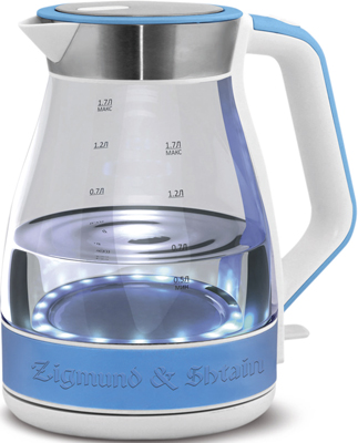 Чайник электрический Zigmund amp Shtain KE-821 У1-00149239 чайник электрический zigmund amp shtain ke 711 у1 00129067