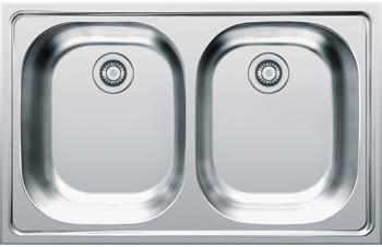 Кухонная мойка FRANKE ETX 620-50 78 x 50см FRU 101.0030.481 original 18027 0000 50 4 etx goods in stock