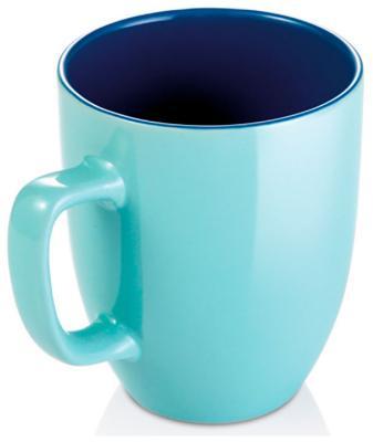 Кружка Tescoma CREMA SHINE лазурный 387192.28 декор ape ceramica arezzo varese mix crema 15 1x15 1