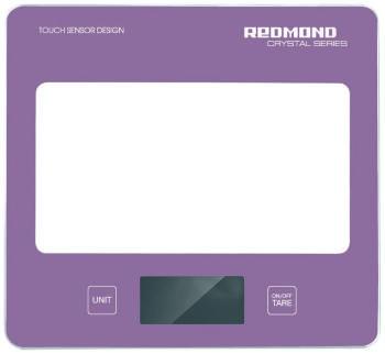 Кухонные весы Redmond RS-724 розовые redmond ri s220
