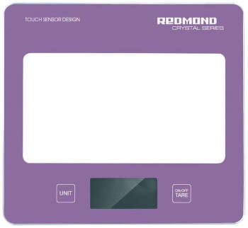 Кухонные весы Redmond RS-724 розовые весы кухонные электронные redmond rs 724