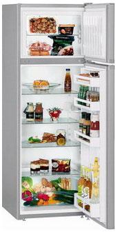 Двухкамерный холодильник Liebherr CTPsl 2921 холодильник liebherr ctpsl 2921 20 001
