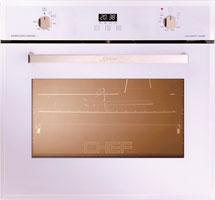 Встраиваемый газовый духовой шкаф Kaiser EG 6375 W встраиваемый электрический духовой шкаф smeg sf 4120 mcn