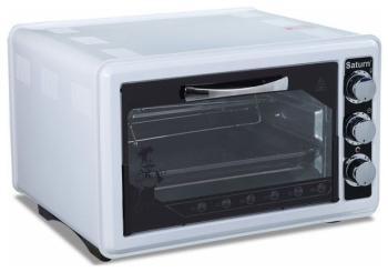 Электропечь SATURN ST-EC 1076 White