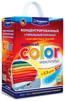 Средство для стирки Topperr 3204 Color topperr a 1614 color