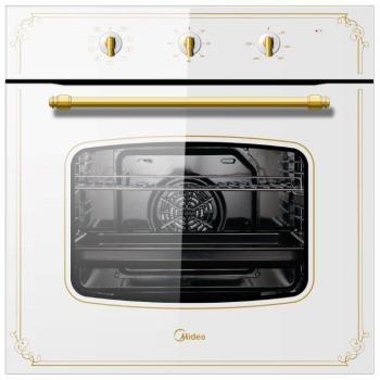 Встраиваемый электрический духовой шкаф Midea 65 DME 40012 электрический шкаф midea 65dme40101 бежевый