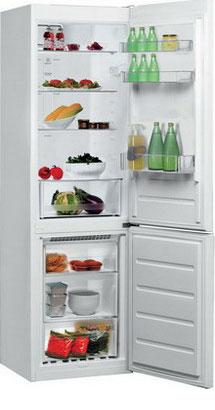 Двухкамерный холодильник Whirlpool BSNF 8101 W