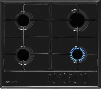 Встраиваемая газовая варочная панель Schaub Lorenz SLK GS 6010 встраиваемая газовая варочная панель schaub lorenz slk gy 4520 black