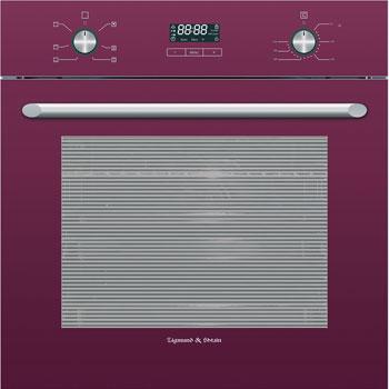 Встраиваемый электрический духовой шкаф Zigmund amp Shtain EN 232.722 V