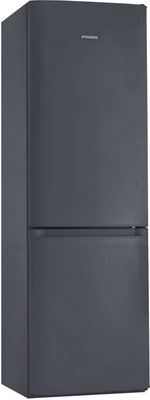 Двухкамерный холодильник Позис RK FNF-170 графитовый холодильник pozis rk 139 w