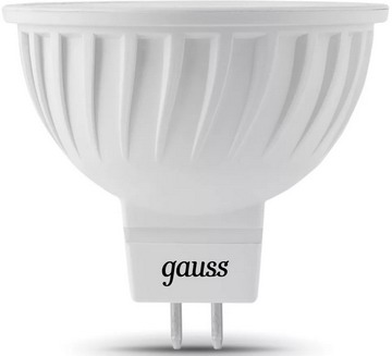 Лампа GAUSS LED MR 16 GU5.3 5W 12 V 4100 K 201505205