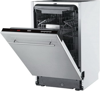 Полновстраиваемая посудомоечная машина DeLonghi DDW 06 F Cristallo ultimo ultimo assago