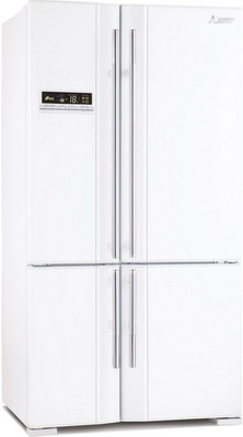 Многокамерный холодильник Mitsubishi Electric MR-LR 78 G-PWH-R холодильник mitsubishi mr lr78g st r