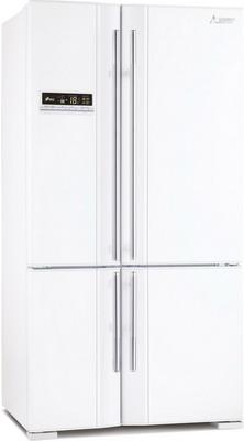 Фото - Многокамерный холодильник Mitsubishi Electric MR-LR 78 G-PWH-R двухкамерный холодильник hitachi r vg 472 pu3 gbw