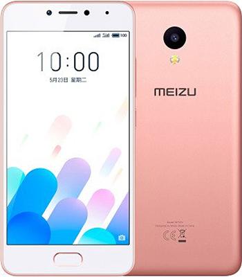 Мобильный телефон Meizu M5c 16 Gb розовое золото смартфон micromax canvas juice 4 q465 gold quad core 1 3 ghz 5 hd ips 1280 720 2 gb 16 gb 8mpx 5mpx 4g 3900mah 2 sim android 5 1