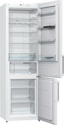 Двухкамерный холодильник Gorenje NRK 6201 GHW двухкамерный холодильник don r 297 g