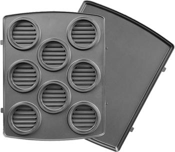 Панель для мультипекаря Redmond RAMB-126 (котлета) (Черный)
