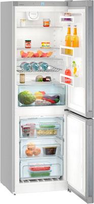 Двухкамерный холодильник Liebherr CNel 4313 встраиваемый двухкамерный холодильник liebherr icbs 3224