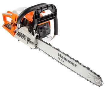 Бензопила Hammer Flex BPL 4518 B бензопила hammer flex bpl 2512 b