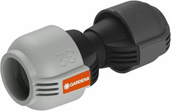 Адаптер Gardena 32 мм/25 мм 02777-20 заглушка gardena 25 мм 02778 20