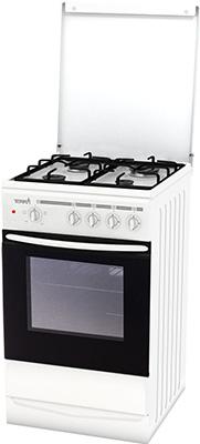 цена на Комбинированная плита Terra GE 5404 W белый