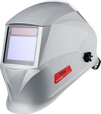 Маска сварщика FUBAG Хамелеон OPTIMA 4-13 Visor 38439 star detail visor