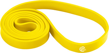 Петля тренировочная Lite Weights 0820 LW (20кг желтая) накидка тренировочная mitre цвет желтый размер 122